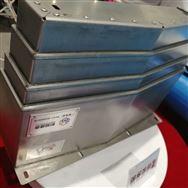 北一数控护罩机床Y轴导轨钢板防护罩厂家