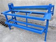 脚踏式铁皮剪板机