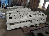 出口德国best365亚洲版官网床身、立柱、工作台铸件