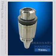 BT柄浮动铰刀柄加工中心浮动主轴装置