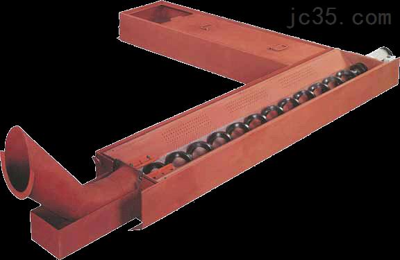 机床螺旋杆排屑器厂家产品图片