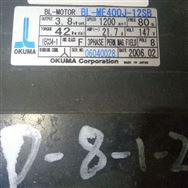大隈OKUMA二手伺服电机主轴电机维修售后