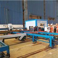 KR-XH智能H型钢划线切割机丨兼容钢结构软件