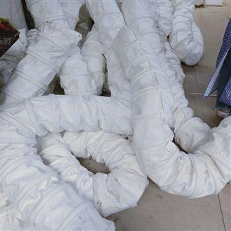 厂家定做新乡加厚帆布水泥罐车卸料伸缩布袋