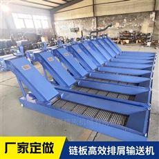 定制数控机床链板排屑机*生产