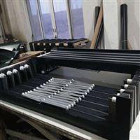 折叠式耐高温机床风琴防护罩