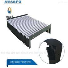 青岛激光防火专用耐高温风琴防护罩生产厂家