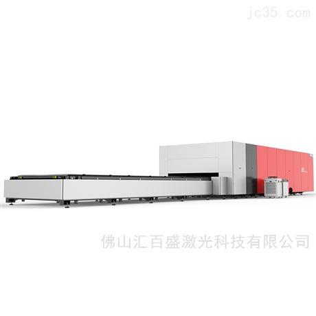 百盛激光大包围大幅面双平台激光切割机