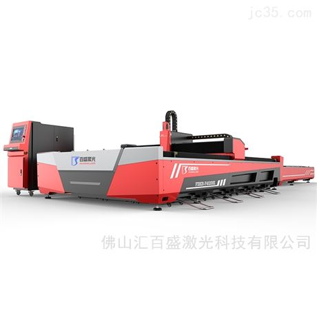 厚钢板高功率光纤激光切割机